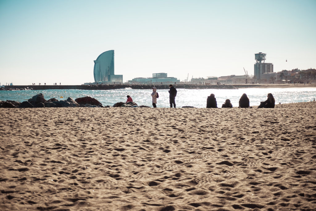 Barceloneta Barcellona