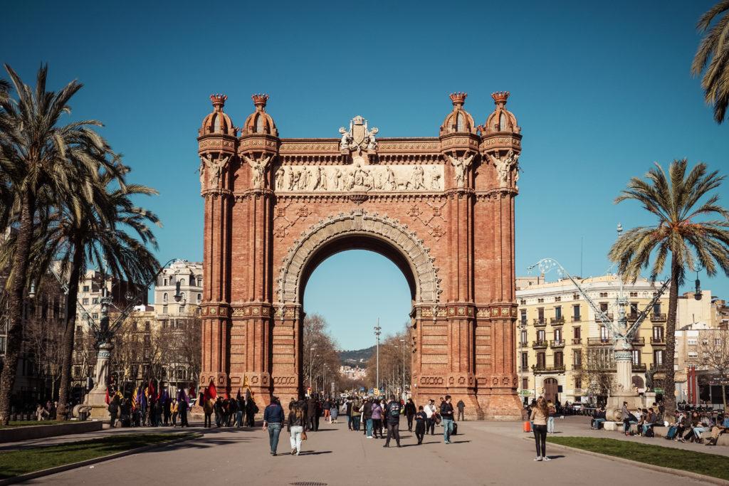 Arco del Trionfo Barcellona