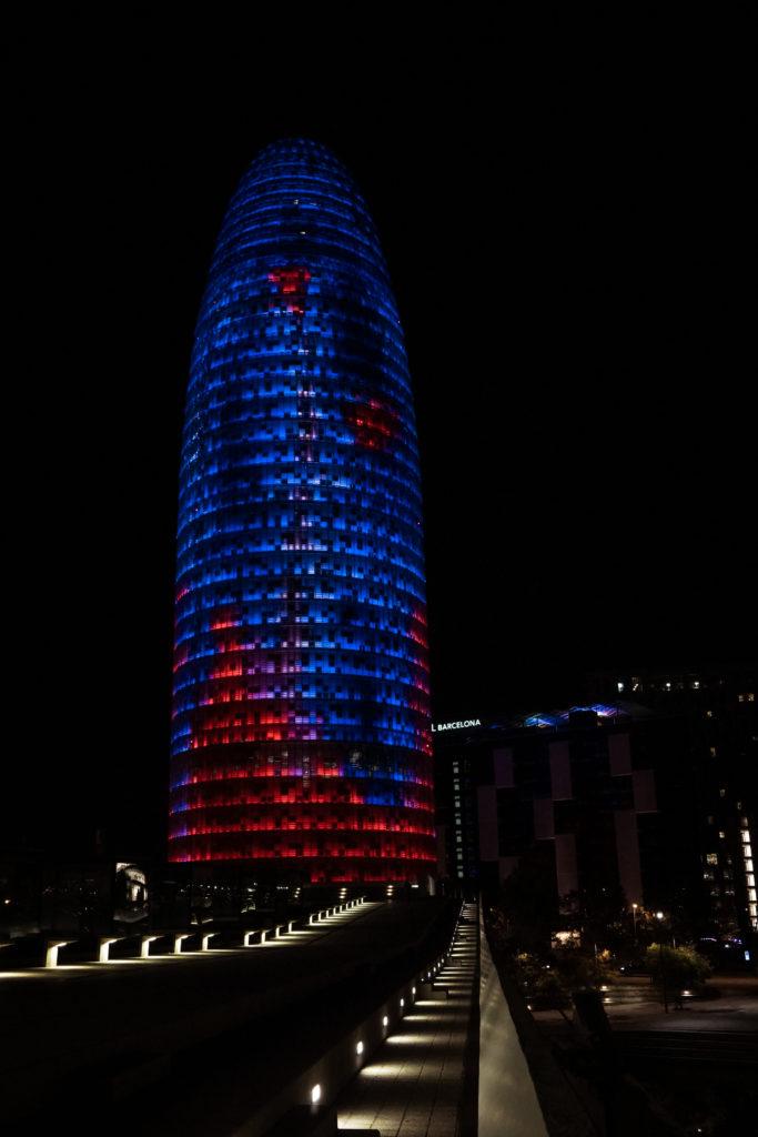 Torre Agbar Barcellona
