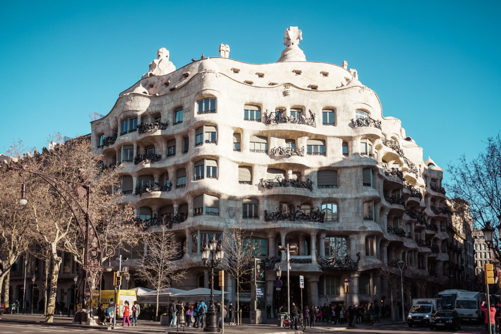 Casa Milà Gaudì