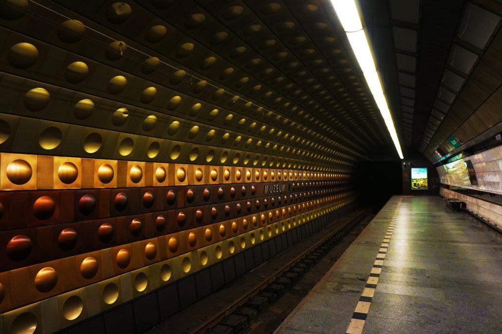 Praga Metro