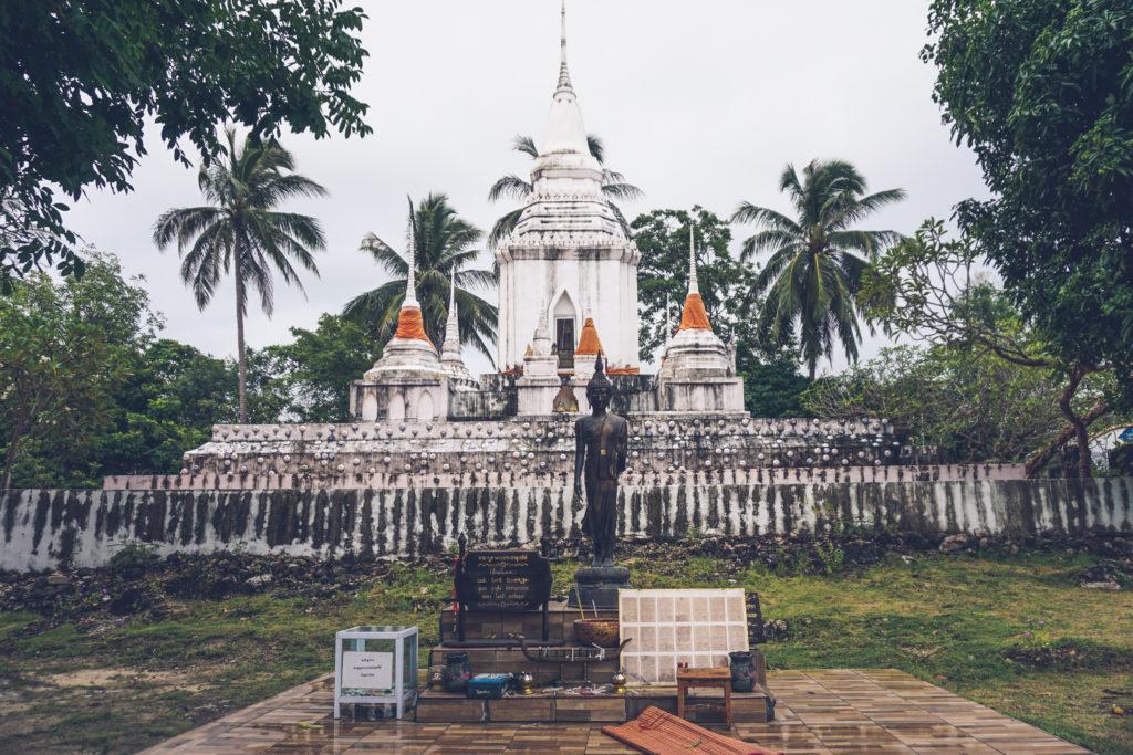 Koh Phangan, Jungle, Temples
