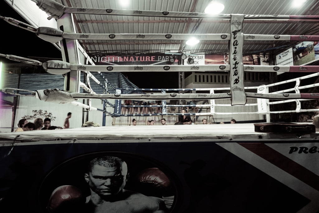 Muay Thai - Koh Phangan