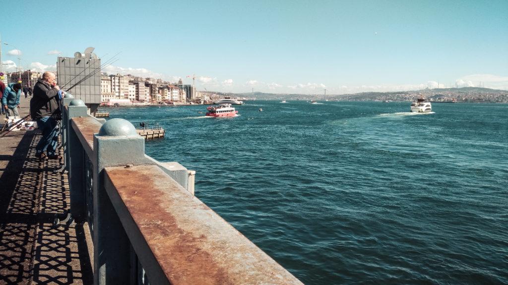 Ponte Galata, Istanbul