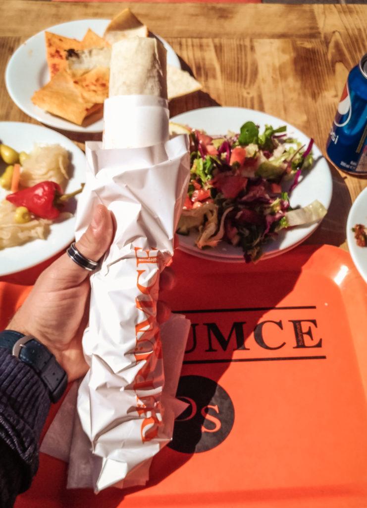 Istanbul, Turkish Food