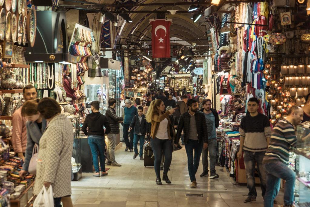 Istanbul, Gran Bazaar