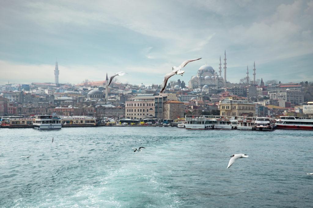 Istanbul, Bosforo
