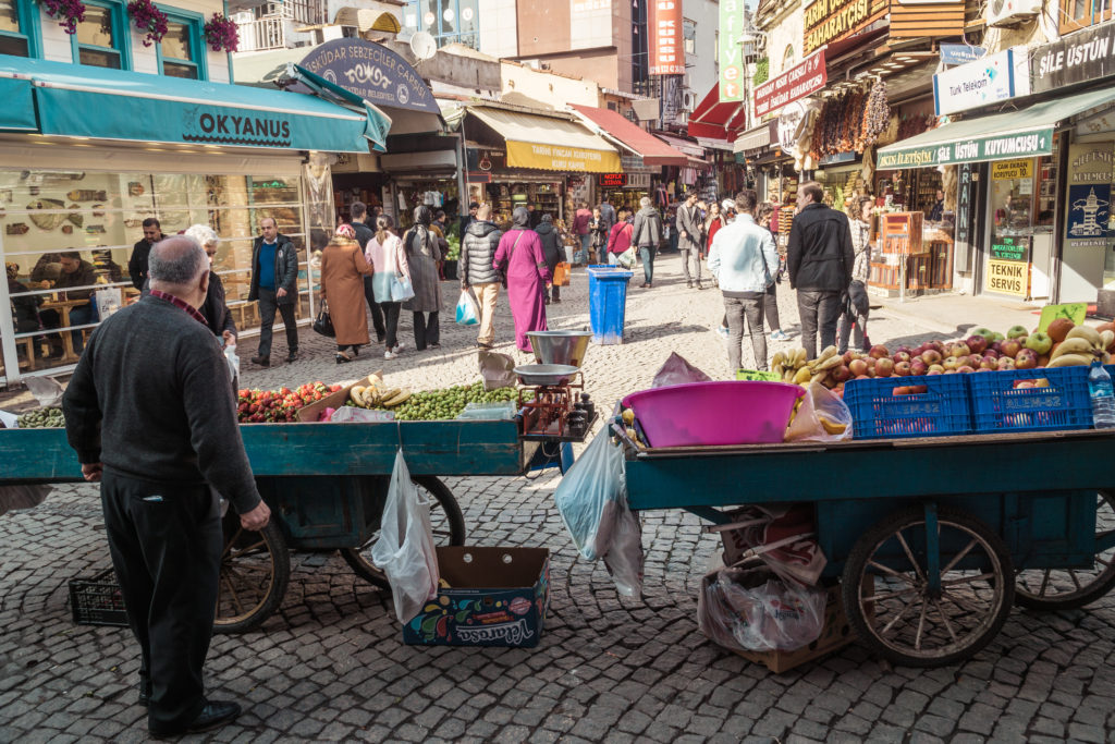 Istanbul, Asia