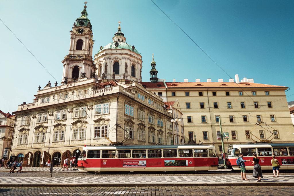 Chiesa San Nicola Praga