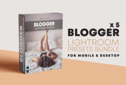 LIKE A BLOGGER – Lightroom Presets Bundle