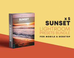 Lightroom Presets Sunset