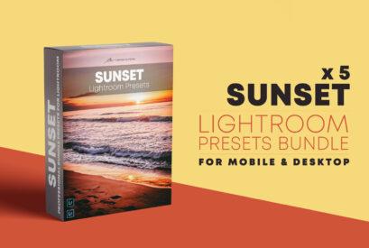 SUNSETLOVER – Lightroom Presets Bundle