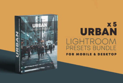 URBAN STYLE – Lightroom Presets Bundle