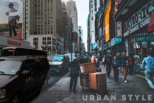 Lightroom Presets Urban Street
